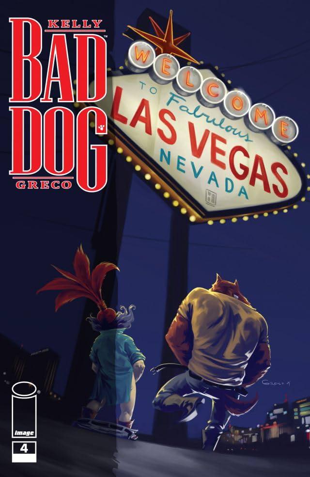 Bad Dog #4