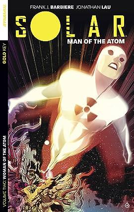 Solar: Man Of The Atom Vol. 2: Intergalactic