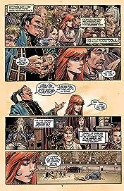 Conan/Red Sonja