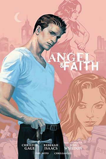 Angel & Faith: Season Nine: Library Edition Vol. 1