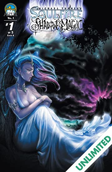 Soulfire: Shadow Magic #1 (of 5)