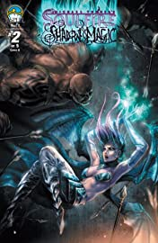 Soulfire: Shadow Magic #2 (of 3)