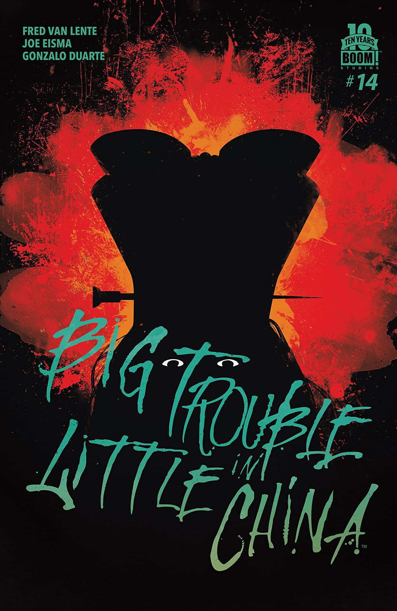Big Trouble in Little China #14