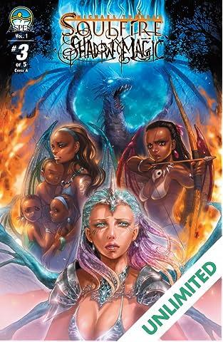 Soulfire: Shadow Magic #3 (of 5)