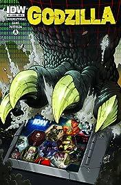 Godzilla (2011-2013) #1: IDW Variant Edition