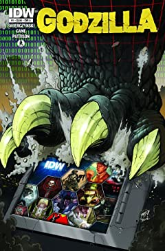 Godzilla (2011-2013) No.1: IDW Variant Edition
