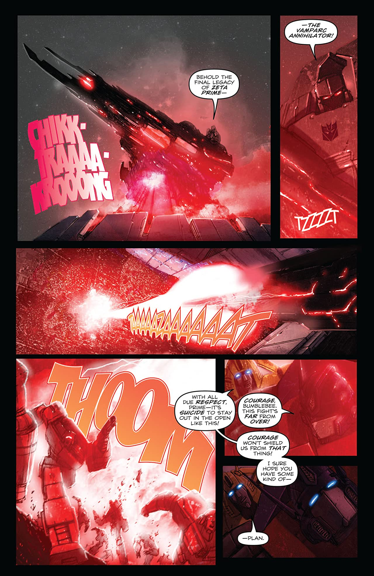 Transformers: Autocracy #12