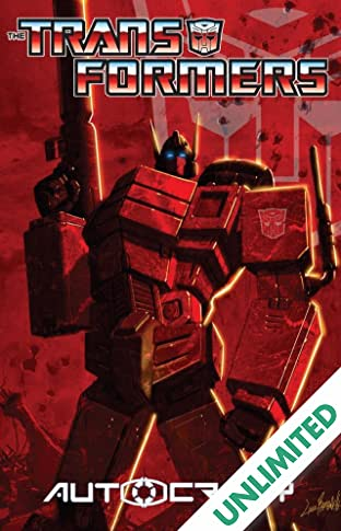 Transformers: Autocracy - Collected Edition