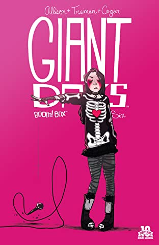 Giant Days No.6