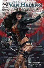 Van Helsing vs. Dracula #1