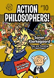 Action Philosophers #10: Hume, Kierkegaard & John Stuart Mill!