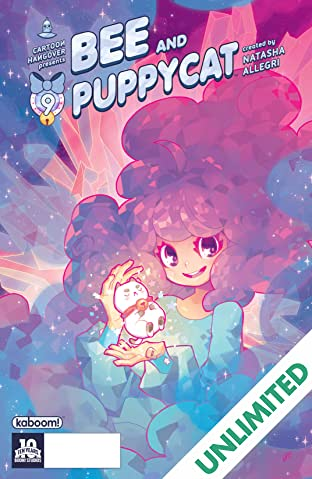 Bee and Puppycat #9