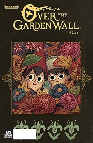 Over The Garden Wall (2015) No.1 (sur 4)