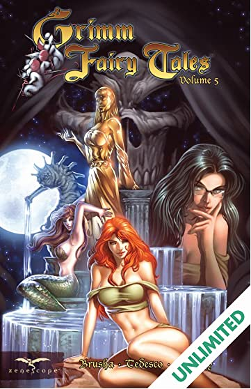 Grimm Fairy Tales Vol. 5