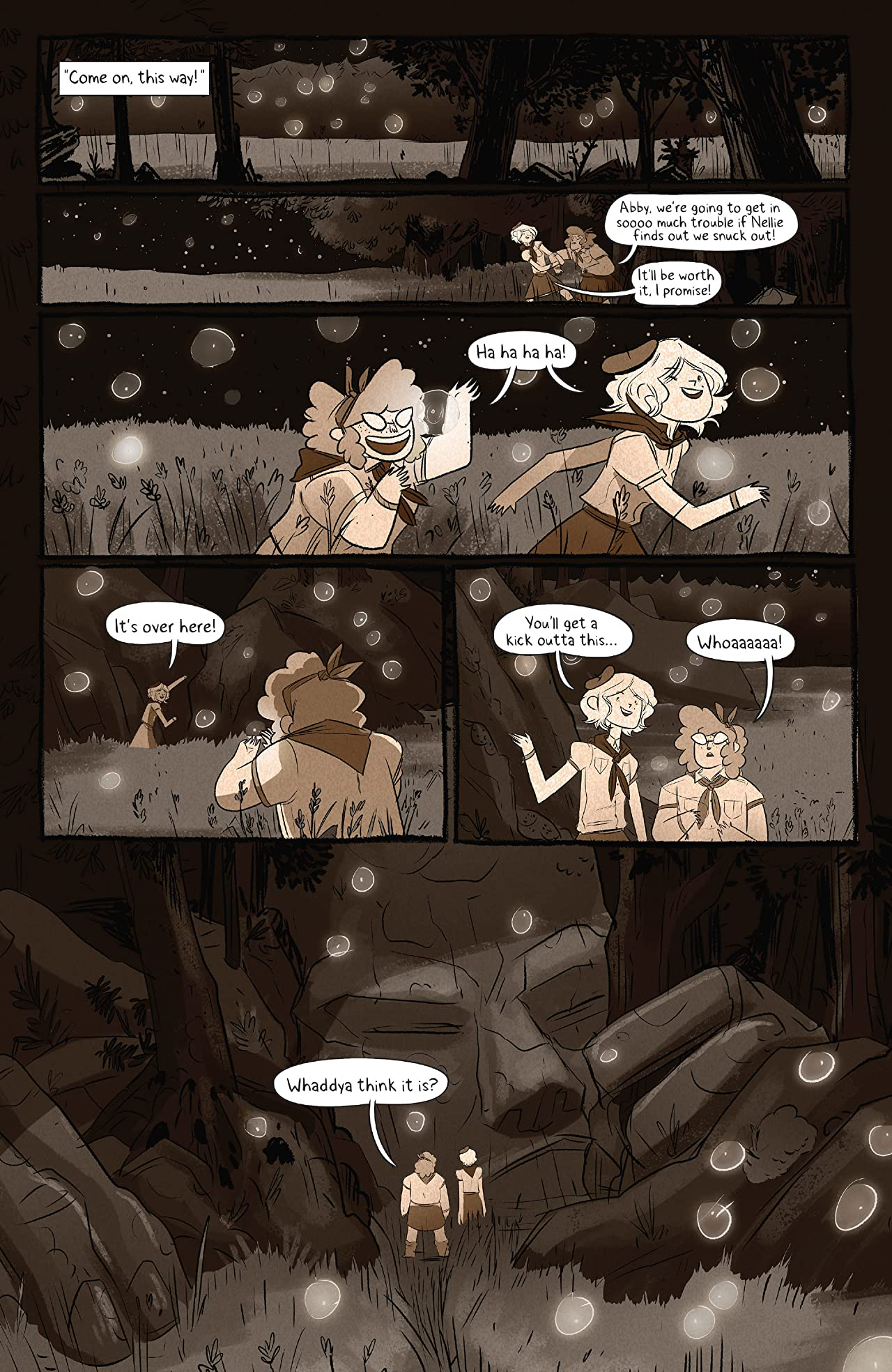 Lumberjanes #17
