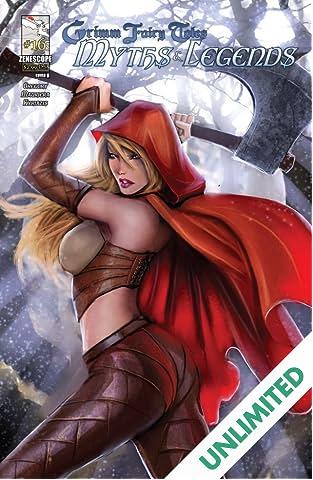 Myths & Legends #16