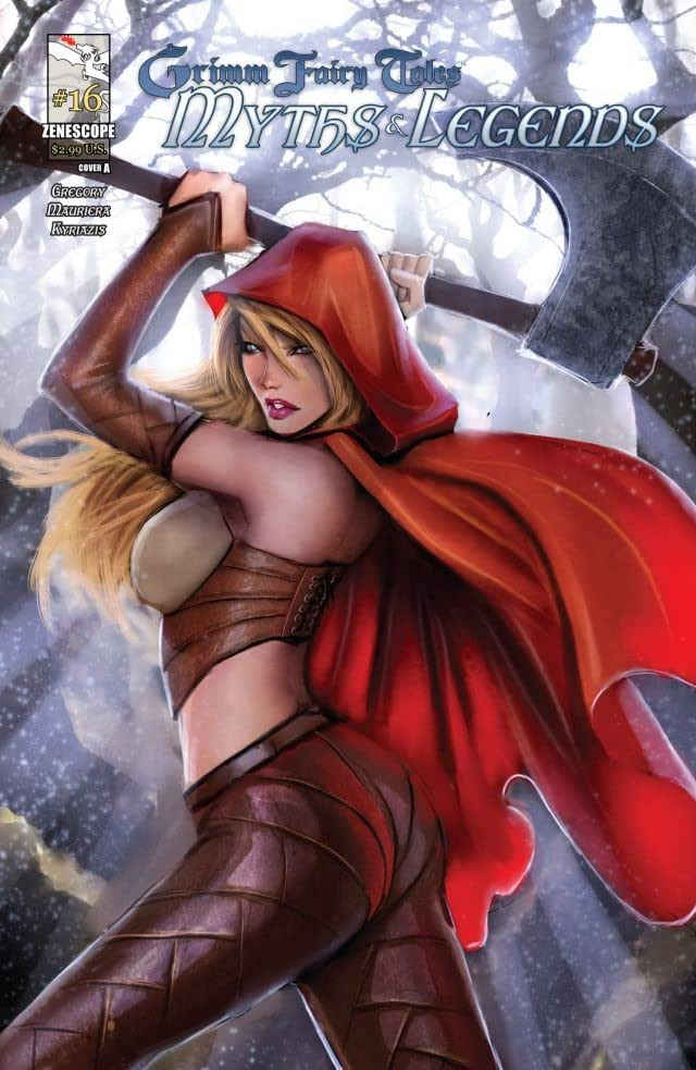 Grimm Fairy Tales: Myths & Legends #16