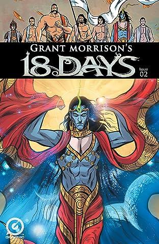 Grant Morrison's 18 Days #2