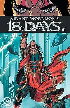 Grant Morrison's 18 Days #3