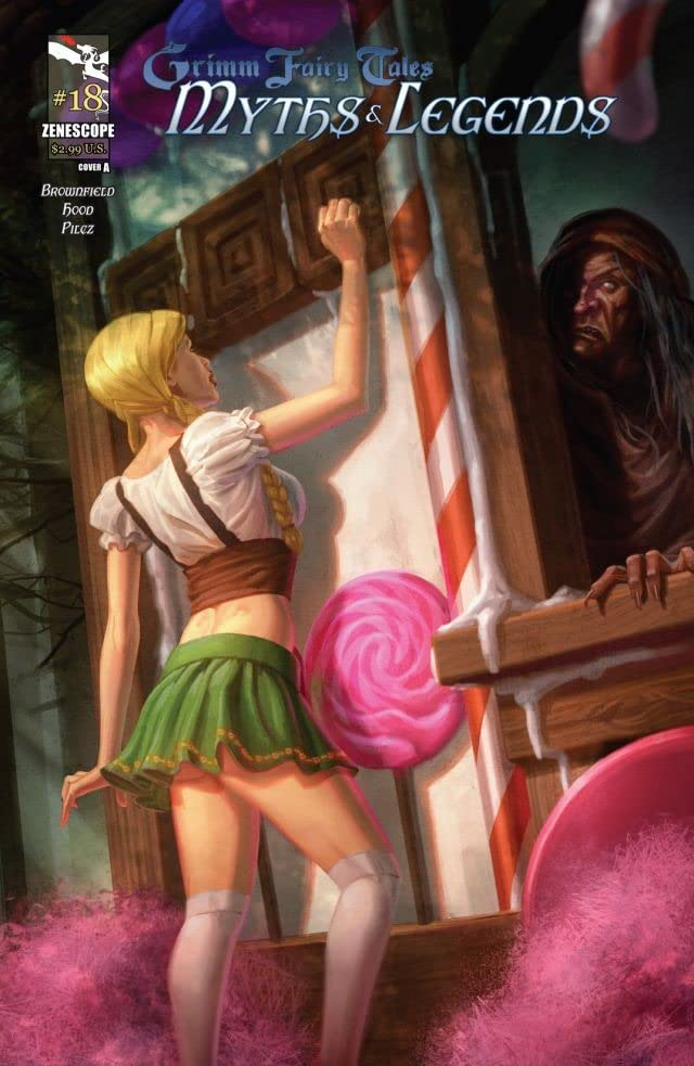 Grimm Fairy Tales: Myths & Legends #18