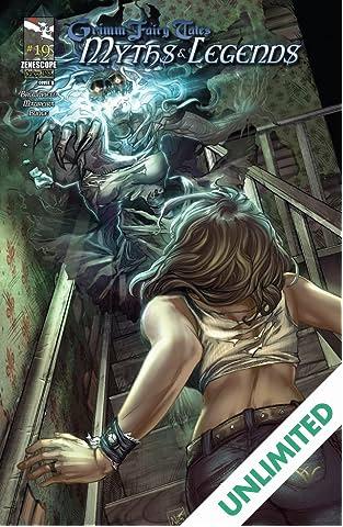 Myths & Legends #19