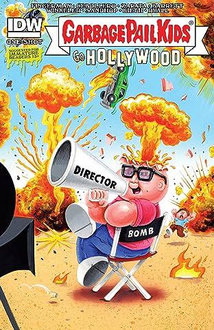 Garbage Pail Kids No.5: Go Hollywood