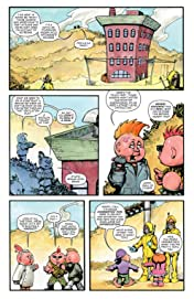 Garbage Pail Kids #5: Go Hollywood