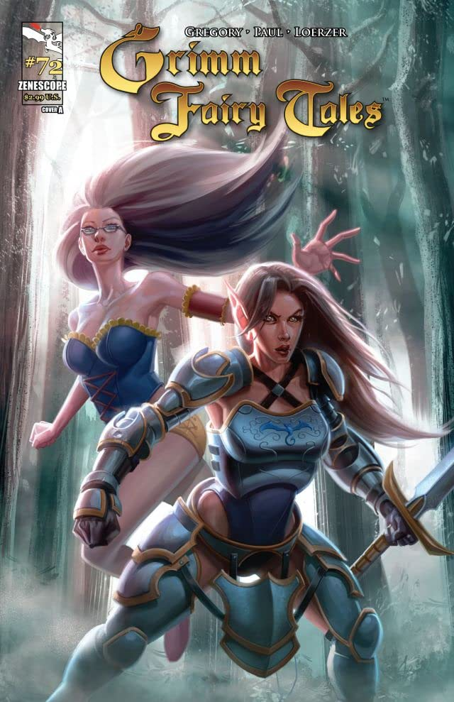 Grimm Fairy Tales #72