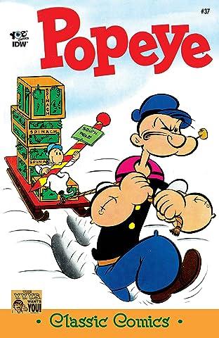 Popeye Classics #37