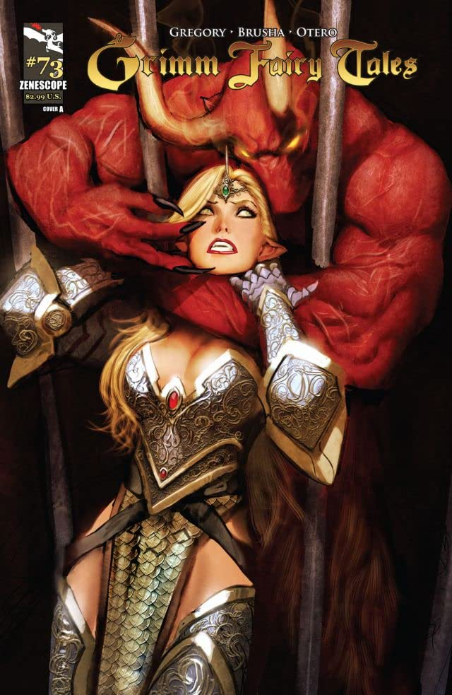 Grimm Fairy Tales #73