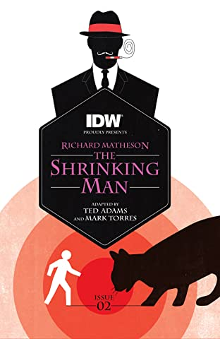 The Shrinking Man #2 (of 4)