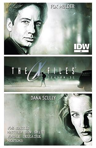 The X-Files: Season 11 No.1