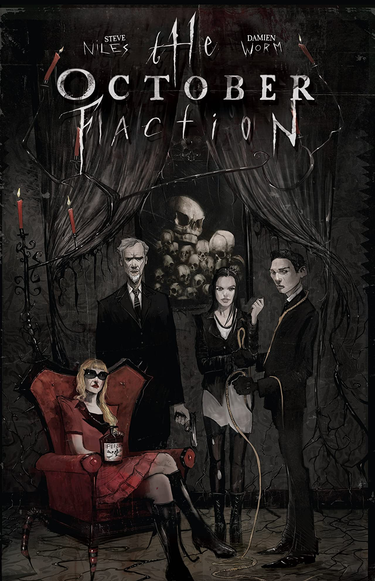 The October Faction Tome 1