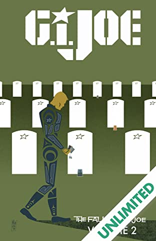 G.I. Joe (2014-2015) Vol. 2: The Fall of G.I. Joe, Part Two