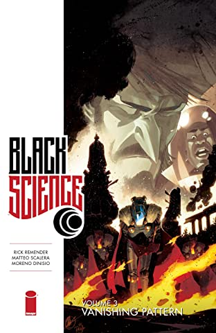 Black Science Tome 3: Vanishing Point