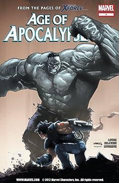 Age of Apocalypse (2012-2013) #4