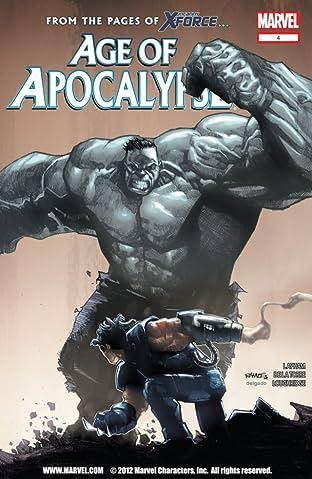 Age of Apocalypse (2012-2013) No.4