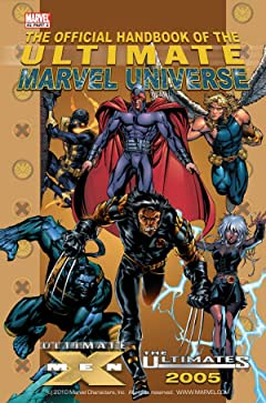 The Official Handbook of the Ultimate Marvel Universe: Vol. 2 #2: Ultimate X-Men, The Ultimates