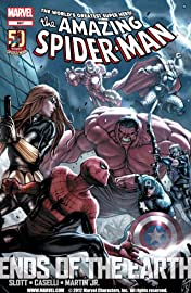 Amazing Spider-Man (1999-2013) #687