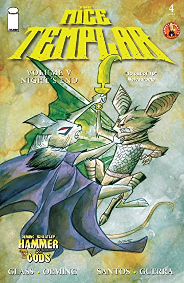 The Mice Templar Vol. 5: Night's End #4 (of 5)