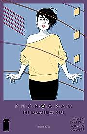 Phonogram: The Immaterial Girl #1 (of 6)