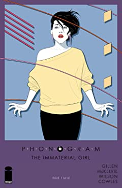 Phonogram: The Immaterial Girl #1 (of 6)
