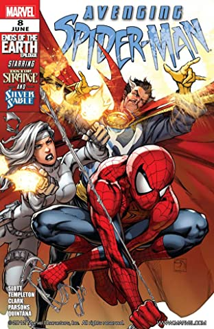 Avenging Spider-Man (2011-2013) No.8