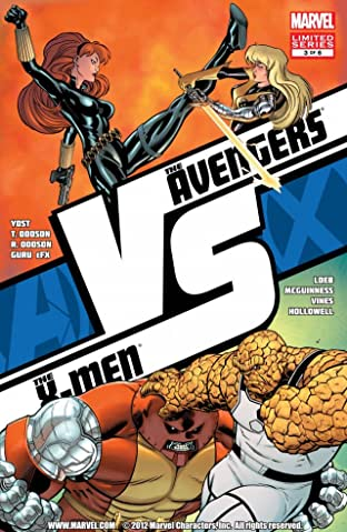 AVX: VS. No.3 (sur 6)