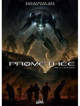 Prométhée Tome 12: Providence