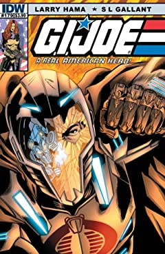 G.I. Joe: A Real American Hero #179
