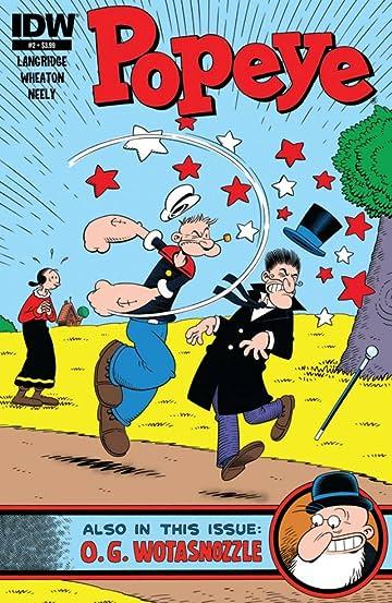 Popeye #2 (of 4)