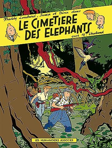 Freddy Lombard: Le Cimetière des éléphants
