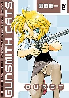 Gunsmith Cats: Burst Vol. 2