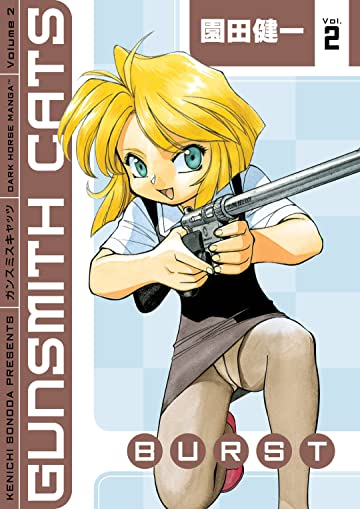 Gunsmith Cats: Burst Vol. 2